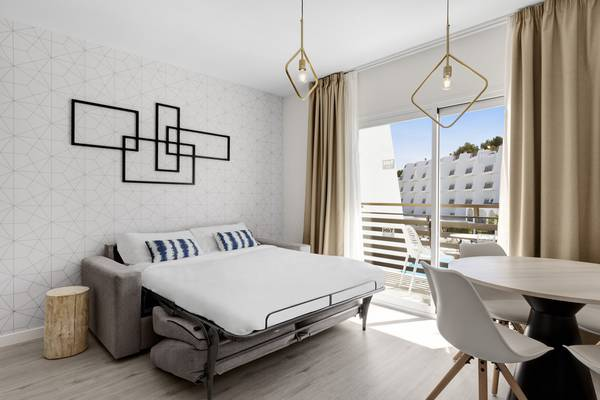 Appartement 3 adultes Hôtel Palmanova Suites by TRH en Magaluf