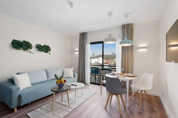 Suite 2 adultes + 1 enfant Hôtel Palmanova Suites by TRH en Magaluf